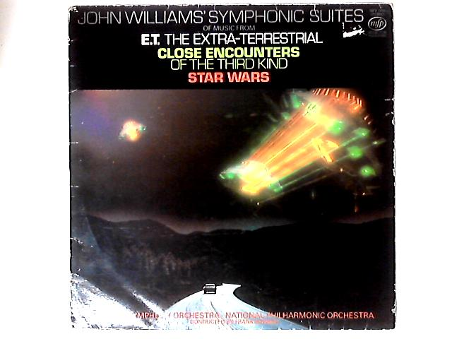 John Williams' Symphonic Suites LP by John Williams