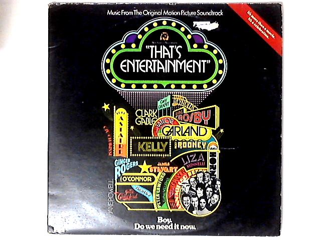 Music From The Original Motion Picture Soundtrack - That's Entertainment 2 x LP Gat By Various
