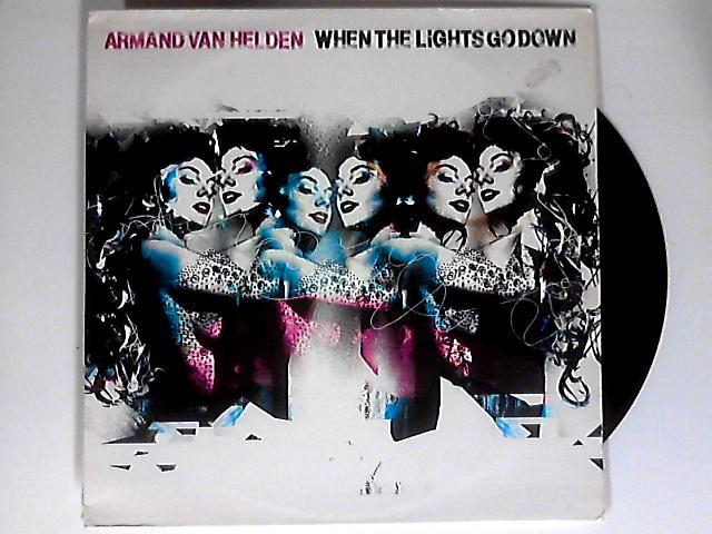 When The Lights Go Down 12in 1st By Armand Van Helden