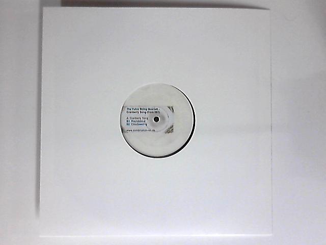 Cranberry Song 12in wlbl By The Vulva String Quartett