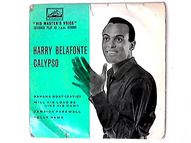Calypso 7in EP by Harry Belafonte