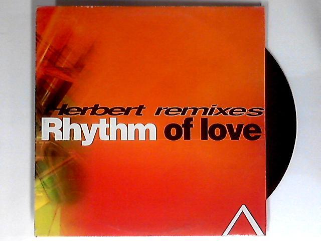 Rhythm Of Love (Rmxs) 12in by Herbert