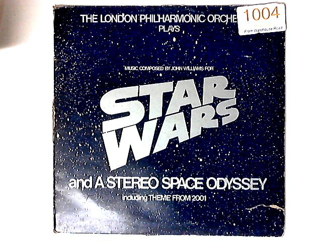 Star Wars/Stereo Space Odyssey LP by The London Philharmonic Orchestra
