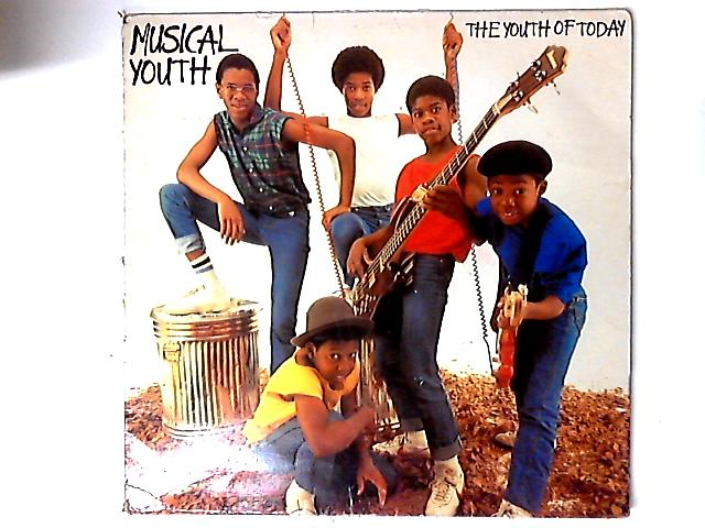 The Youth Of Today LP by Musical Youth