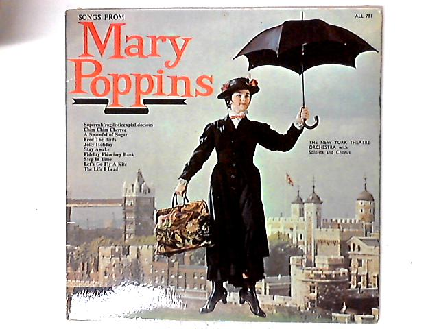 Songs From Mary Poppins by The New York Theatre Orchestra