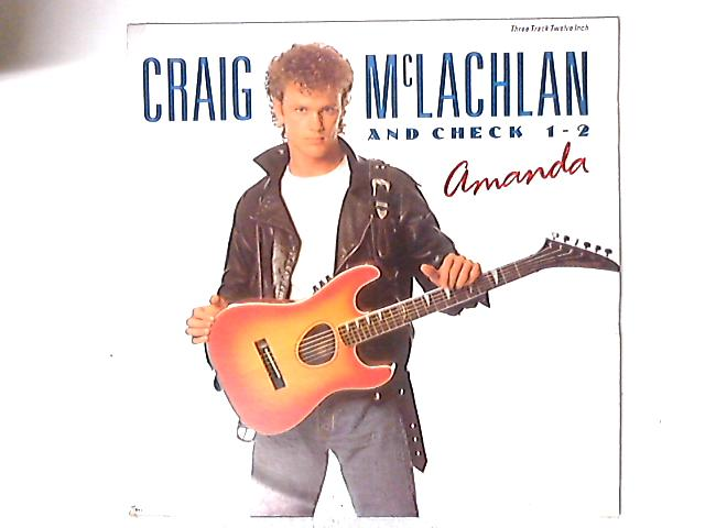Amanda by Craig McLachlan & Check 1-2