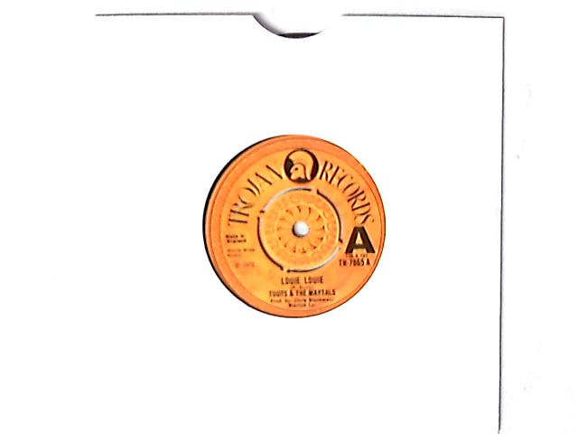 Louie Louie / Pressure Drop '72 Promo 7in by Toots & The Maytals