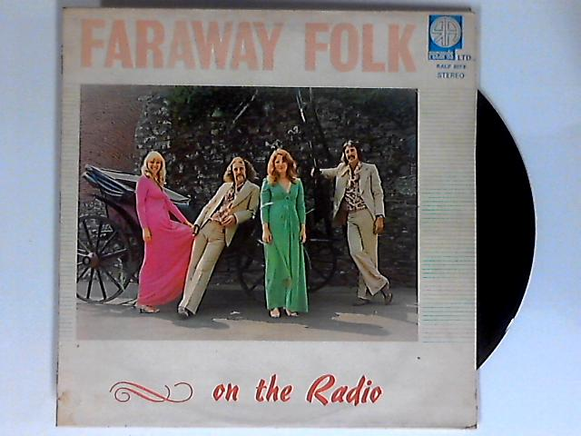 On The Radio LP 1st SIGNED by Faraway Folk