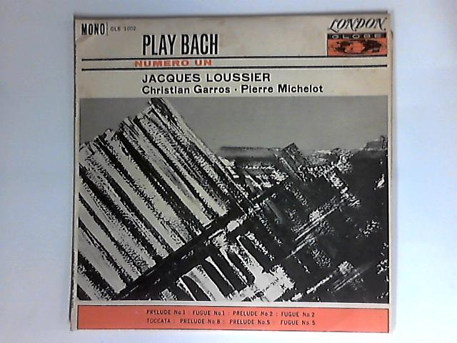 Play Bach No. 1 by Jacques Loussier