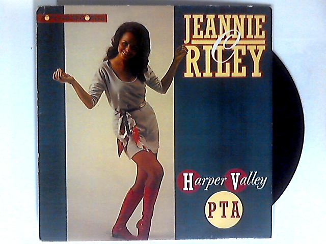 Harper Valley PTA LP 1st by Jeannie C. Riley