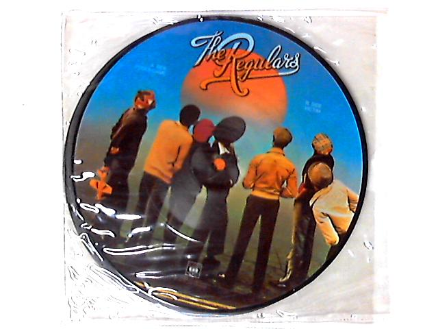 Fools Game 2 x 7in Pic Disc by The Regulars