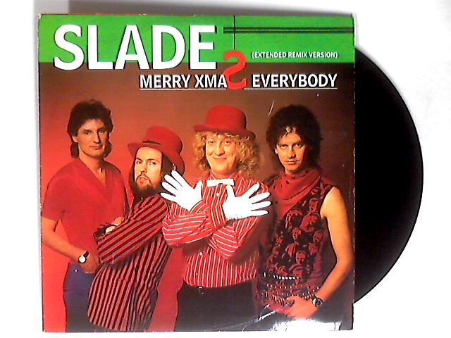 Merry Xmas Everybody 12in by Slade