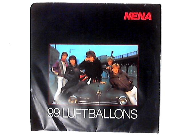 99 Luftballons 7in by Nena