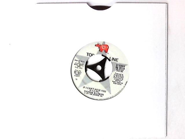 If I Can't Have You / Love Pains 7in by Yvonne Elliman