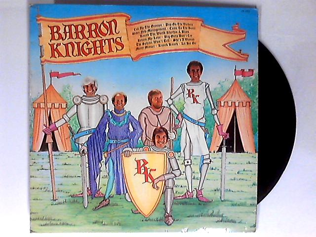 Barron Knights LP by The Barron Knights
