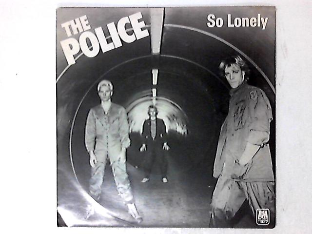 So Lonely 7in by The Police