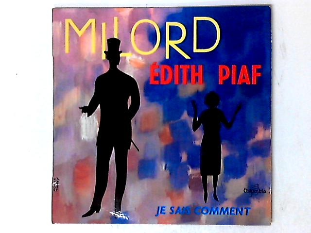 Milord 7in by Edith Piaf