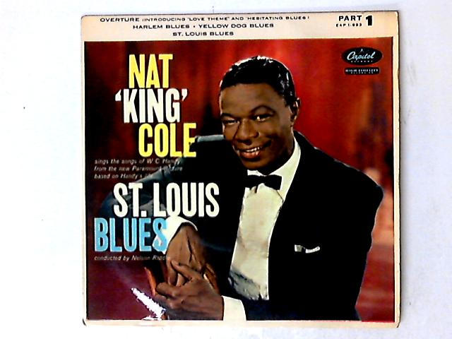St. Louis Blues, Part 1 7in EP by Nat King Cole