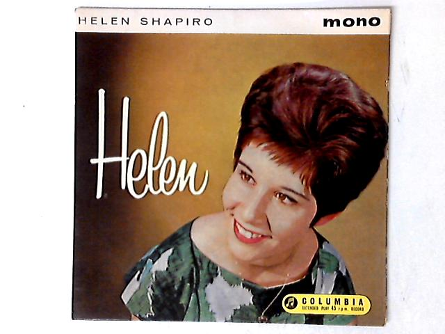 Helen 7in EP by Helen Shapiro