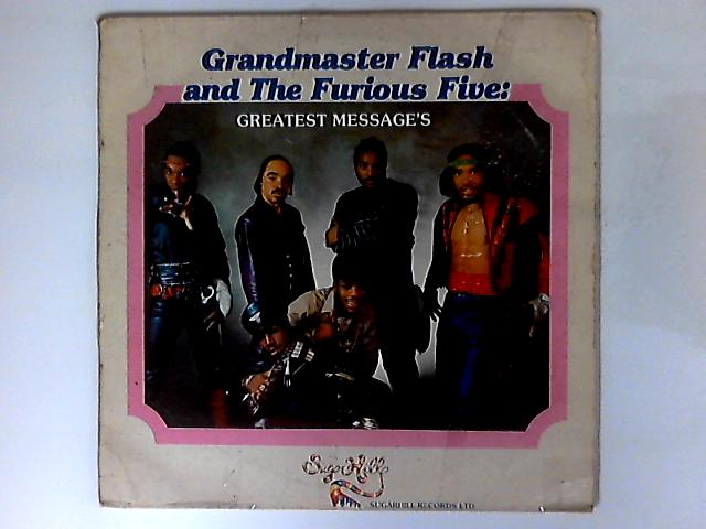 Greatest Messages by Grandmaster Flash & The Furious Five