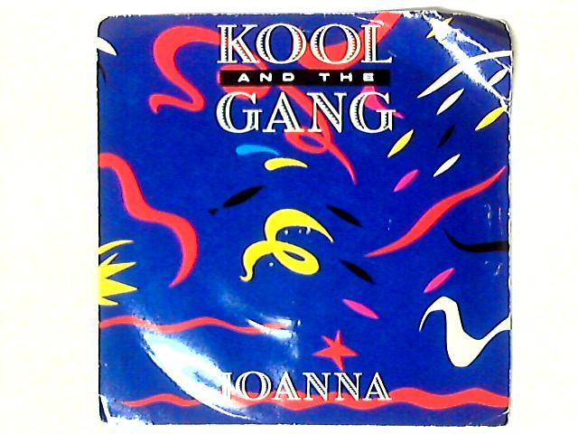 Joanna / Tonight 7in by Kool & The Gang