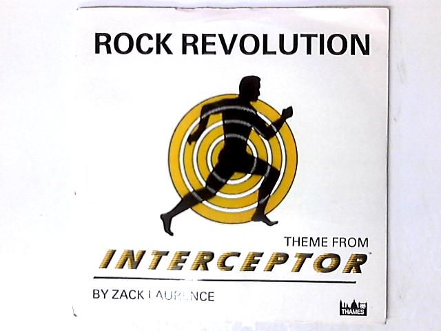 Rock Revolution 7in by Zack Laurence