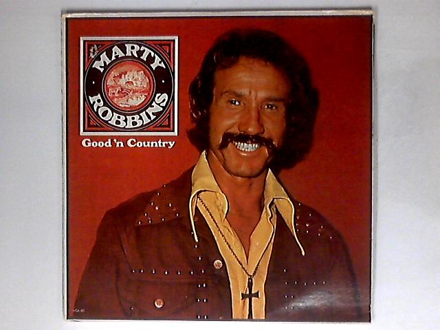 Good 'N Country by Marty Robbins