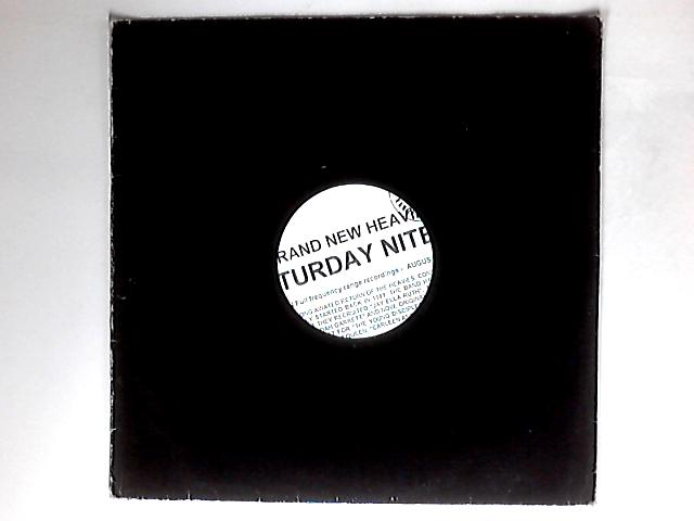 Saturday Nite (Til The Sun Comes Up) by The Brand New Heavies