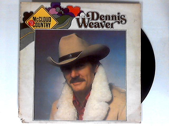 McCloud Country LP 1st By Dennis Weaver
