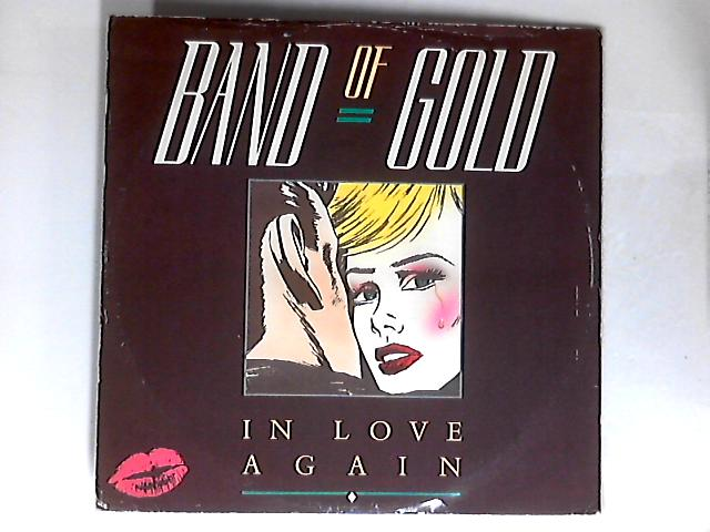 In Love Again 12in 1st by Band Of Gold