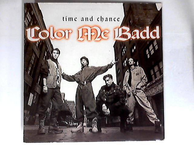 Time And Chance / How Deep 12in 1st by Color Me Badd