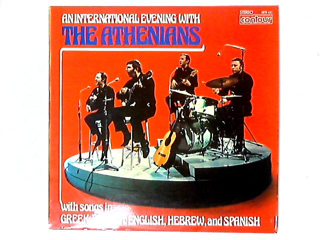 An International Evening With The Athenians By Les Ath