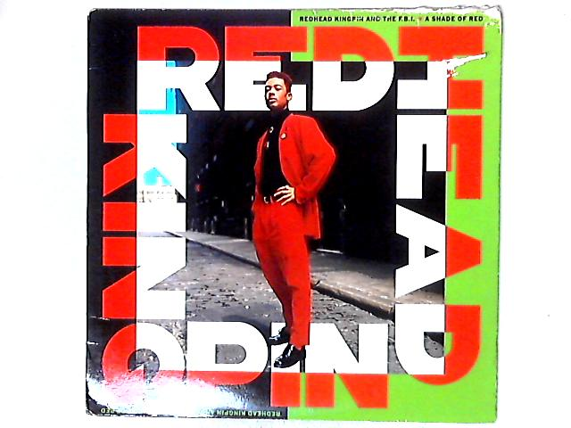 A Shade Of Red by Redhead Kingpin And The FBI