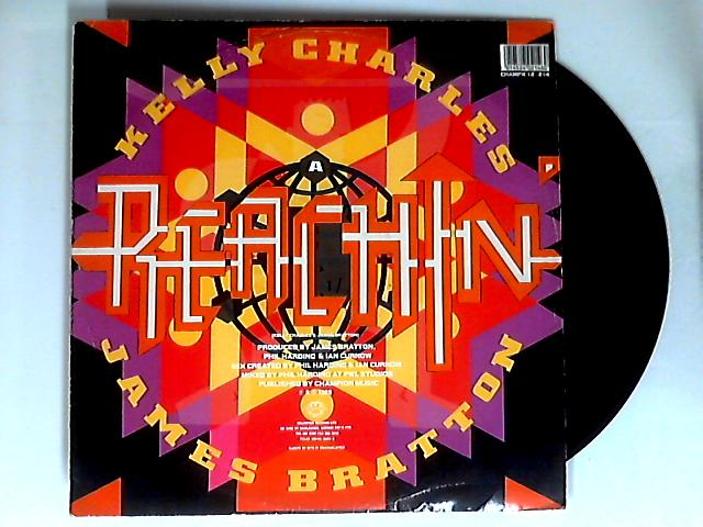 Reachin' 12in 1st by Kelly Charles & James Bratton