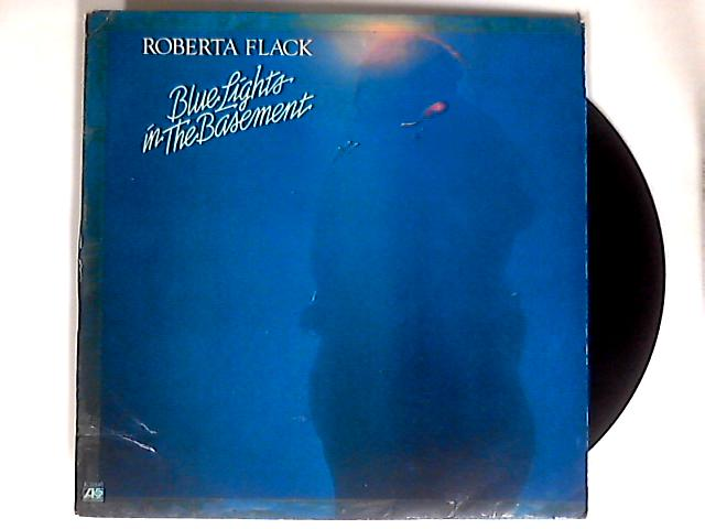 Blue Lights In The Basement LP 1st By Roberta Flack