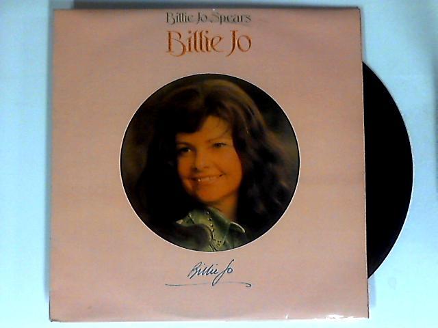 Billie Jo LP 1st By Billie Jo Spears