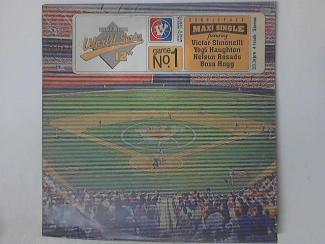 """Imperial Records World Series 12"""" Game No. 1 by Various"""