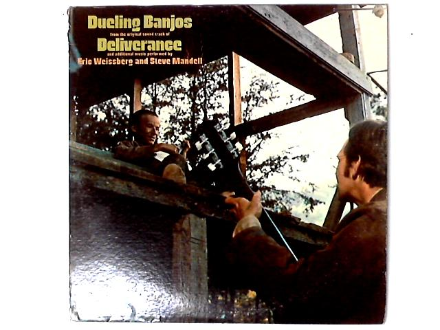 Dueling Banjos From The Original Motion Picture Soundtrack Deliverance And Additional Music LP by Eric Weissberg