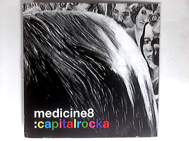 Capitalrocka [Disc 1] 12in 1st by Medicine8
