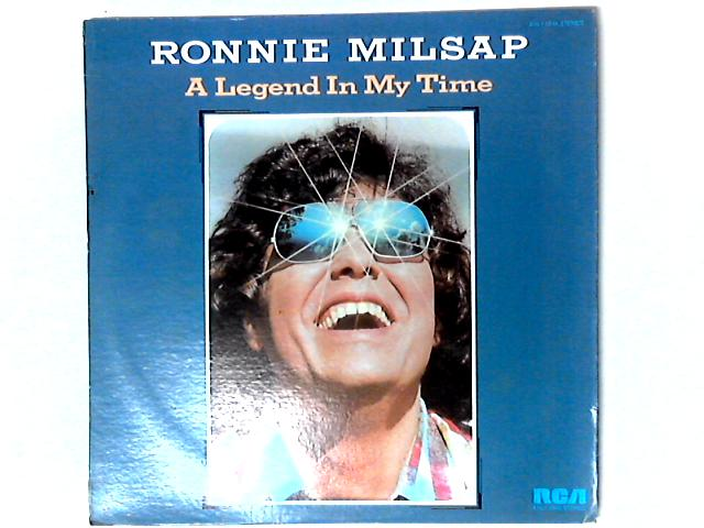 A Legend In My Time By Ronnie Milsap