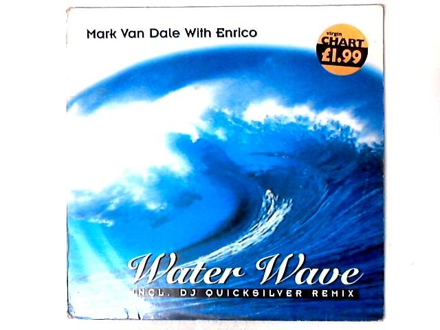 Water Wave 12in By Mark Van Dale With Enrico