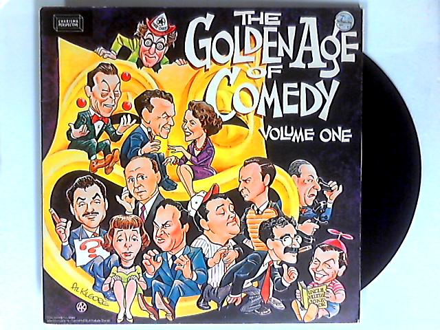 The Golden Age Of Comedy Vol. One 2xLP 1st by Various