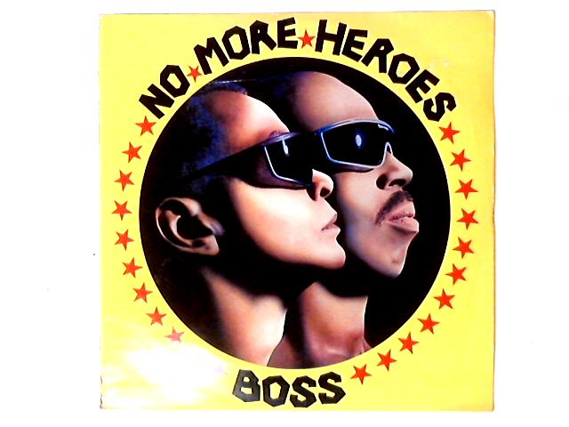 No More Heroes 12in by Boss