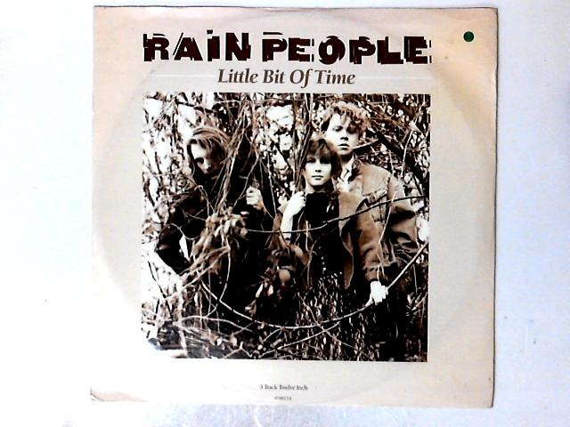 Little Bit Of Time 12in by Rain People