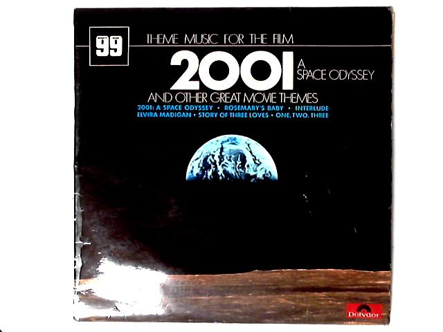 Theme Music For The Film 2001: A Space Odyssey And Other Great Movie Themes Comp by Various