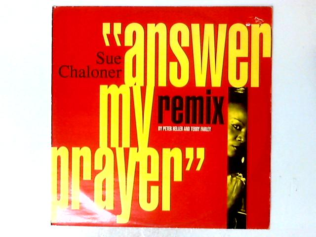 Answer My Prayer 12in by Sue Chaloner