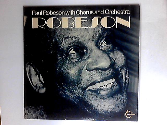 Robeson by Paul Robeson