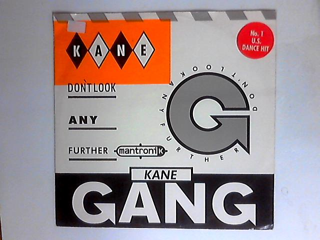 Don't Look Any Further (Mantronik Mix) by The Kane Gang