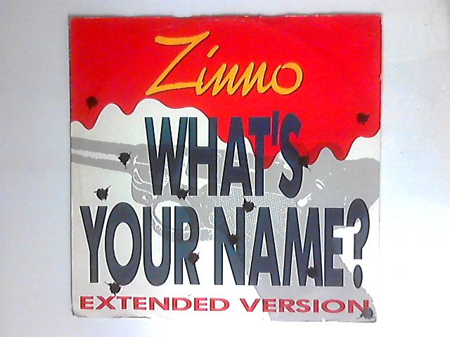 What's Your Name? by Zinno