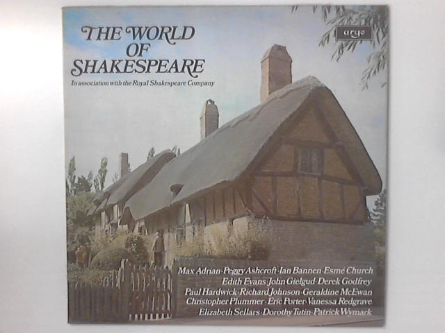 The World Of Shakespeare by Royal Shakespeare Company